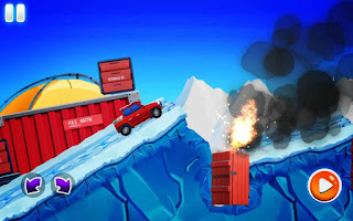 Arctic roads: car racing game v1.0 Apk