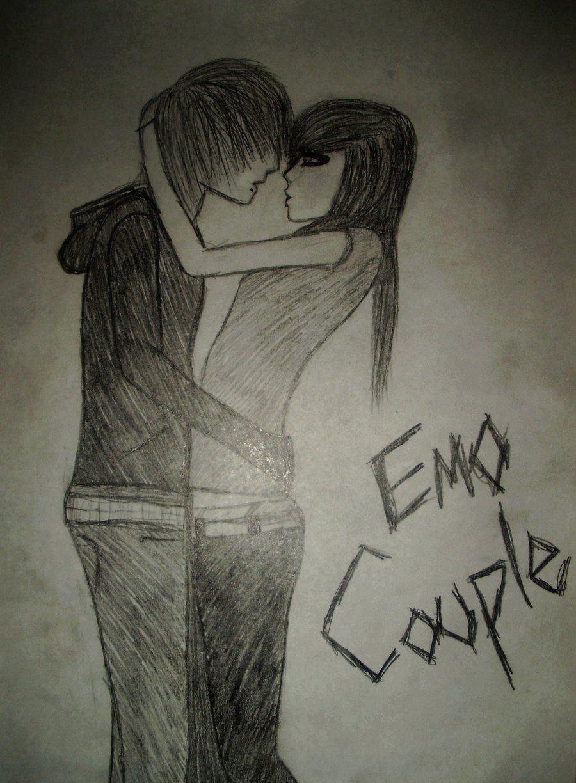 StYliSh ZOne: Emo Couple