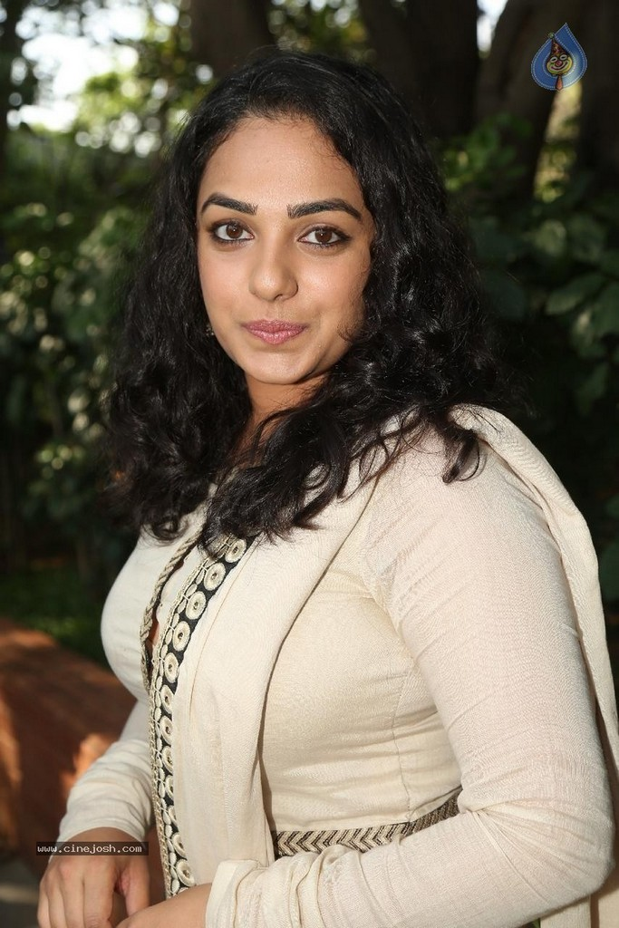 Nithya Menon Latest Photo Shoot Images At Ok Kanmani - IMAGES