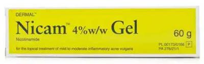 obat jerawat dan harga--Dermal Nicam 4% Gel