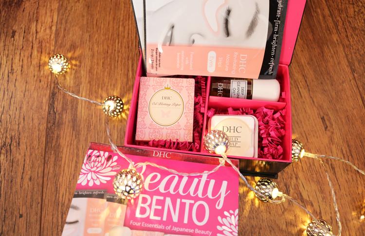 DHC Beauty Bento