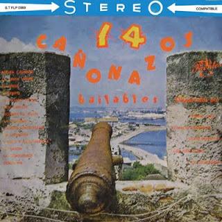 14 CAÑONAZOS BAILABLES VOL. 01 (1961)