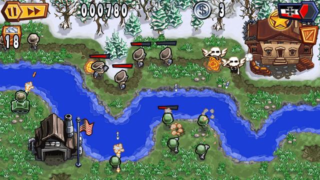 Game perang android offline ukuran kecil