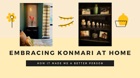 Embracing Konmari at Home Made Me a Better Person