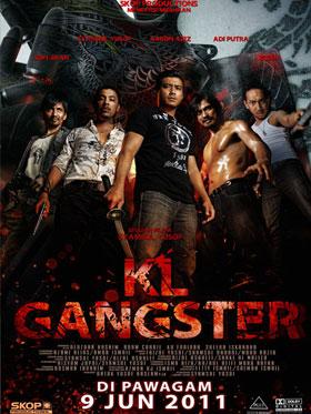 kl gangster, cerita movies kl gangster