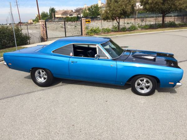 1969 Plymouth Road Runner Hardtop Buy American Muscle Car