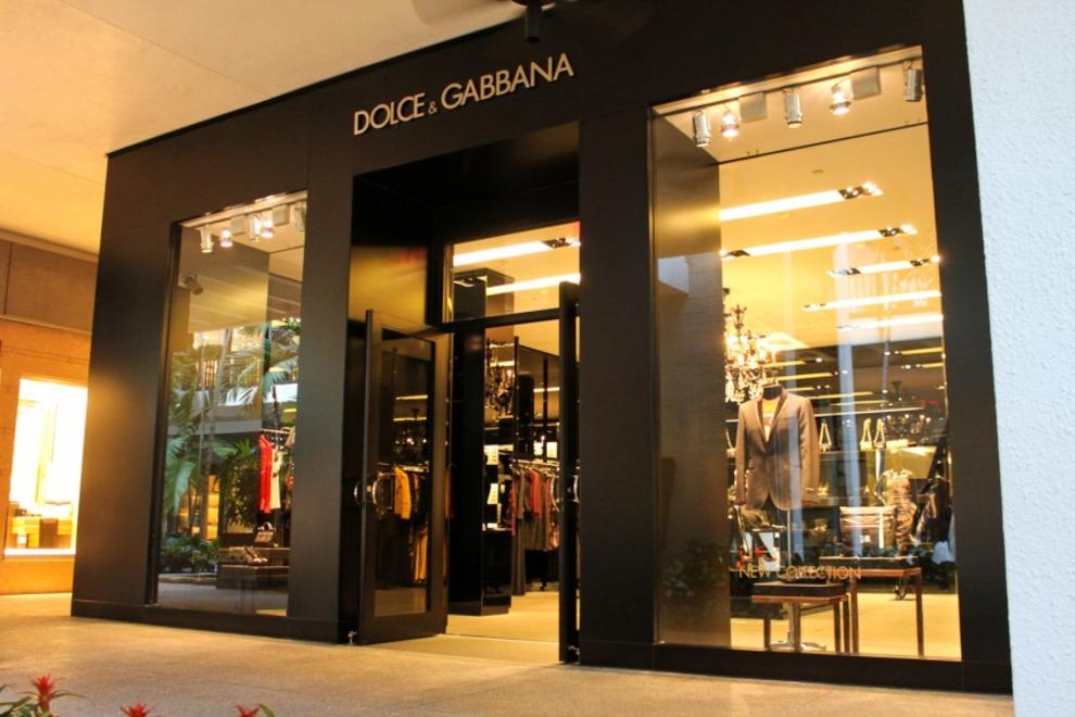 e58d05b3a3f6c Onde comprar Dolce   Gabbana em Orlando   Dicas da Flórida  Orlando ...