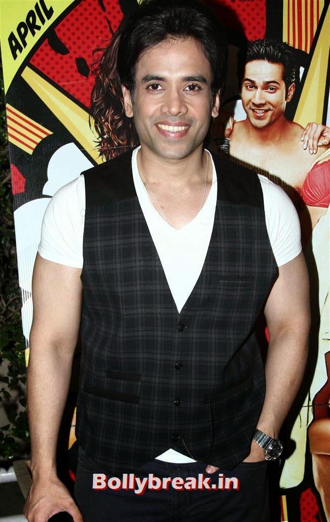 Tushaar Kapoor, Hottest at Main Tera Hero Success BASH