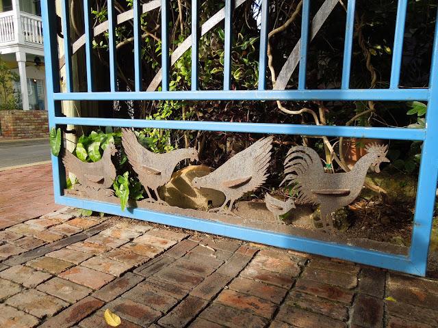 Blue Heaven gate