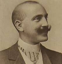 El ajedrecista y compositor de estudios Henri Rinck