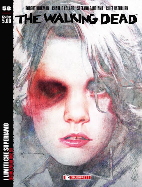 The Walking Dead #58 (variant)