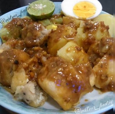 Simple Dumpling Recipe Bandung