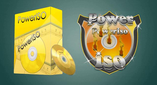 تحميل برنامج PowerISO باخر اصدار+التفعيل