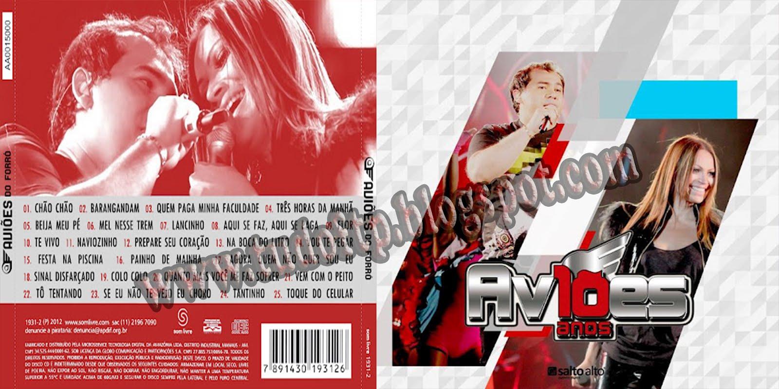 cd avioes do forro setembro 2012