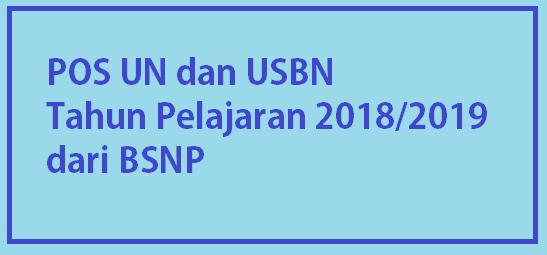 POS UN USBN 2020