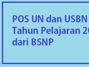 Resmi Rilis Prosedur Operasional Standar (POS) USBN dan UN Tahun 2020 Kapan?