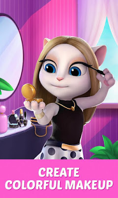 My Talking Angela 2.0.1 game for android