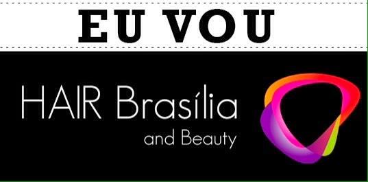 Hair Brasilia 2015 - beauty bloggers parceiras oficiais