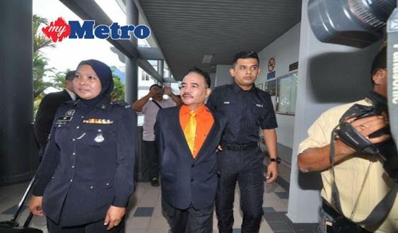 'Sultan Melaka' Akhirnya Ditahan Polis, Anda Pasti TERKEJUT Bila Tahu Sebab Dia Ditahan !