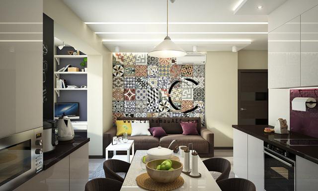 Một số mẫu thiết kế căn hộ chung cư được ưa chuộng