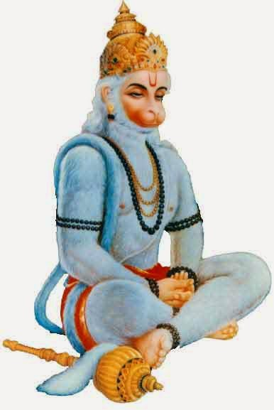 Do Not Shy Away Proudly Say We Do Worship Hanuman