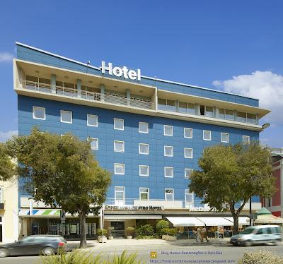 Frente Hotel-Luna Esperança Centro Hotel