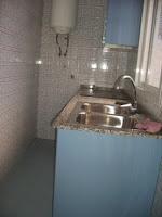 piso en alquiler calle pico castellon cocina