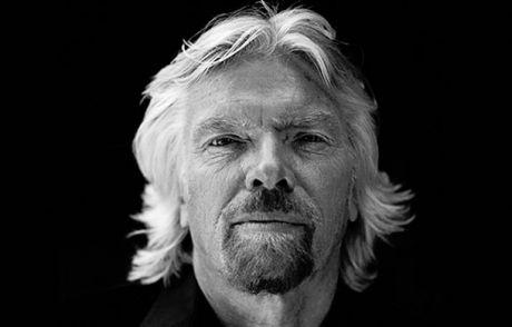 THÀNH CÔNG Tỉ phú  Richard Branson