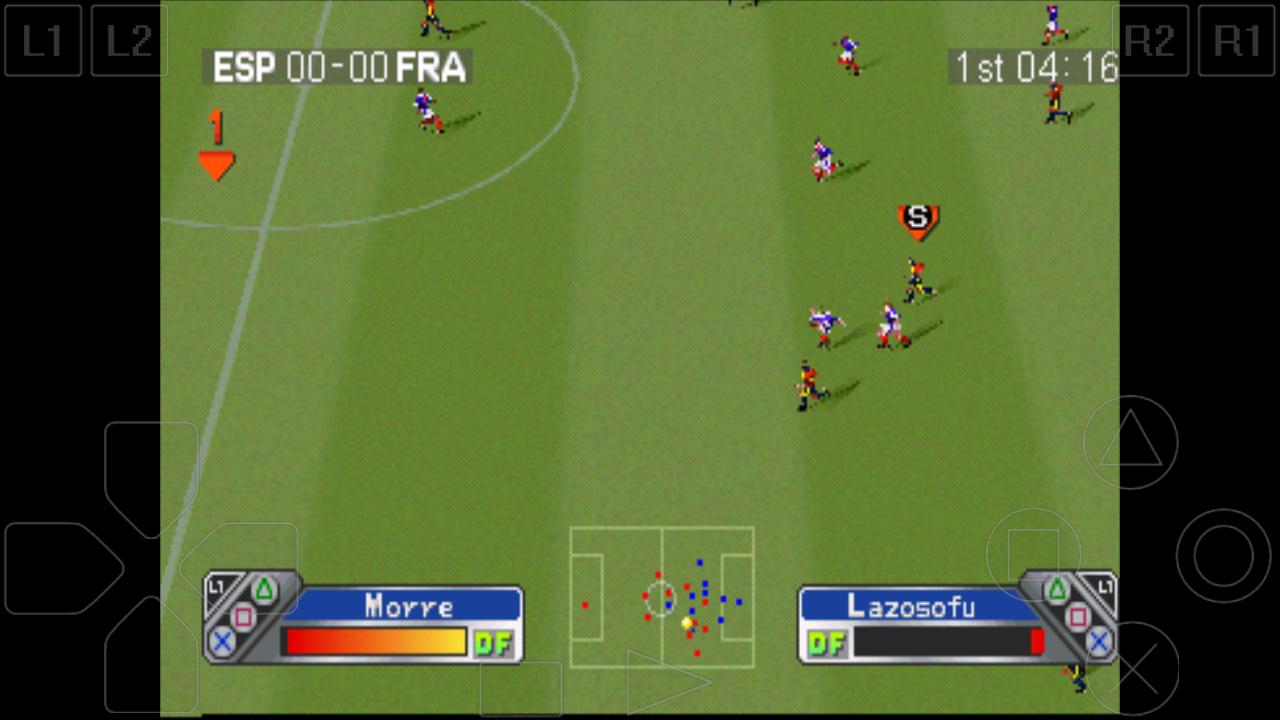 Super shot soccer di android