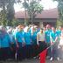 Wawako Lepas Gerak Jalan Guru, pada Puncak Peringatan HGN Ke 72 Tahun 2017
