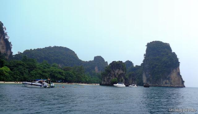 hong island en Tailandia