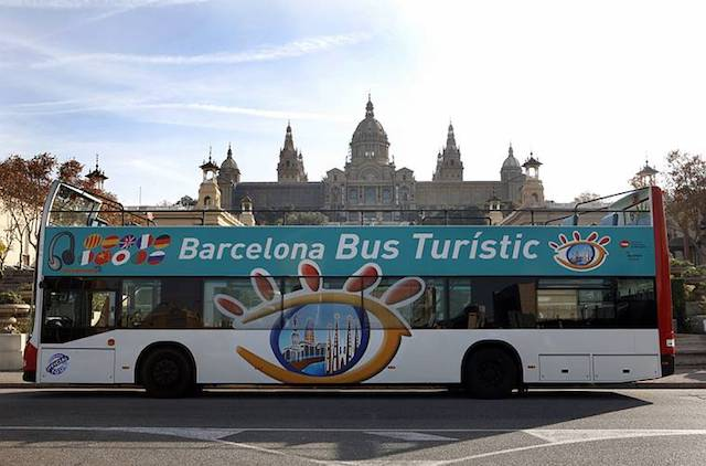 Ônibus Turístico Hop On Hop Off de Barcelona