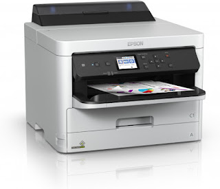 Epson WorkForce Pro WF-C5210DW driver download