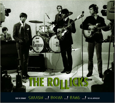 The Rollicks - Smash Boom Bang - Beat In Germany