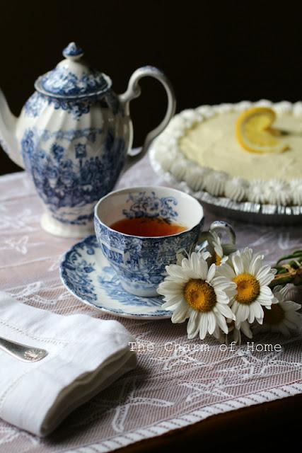 Summery Tea: The Charm of Home