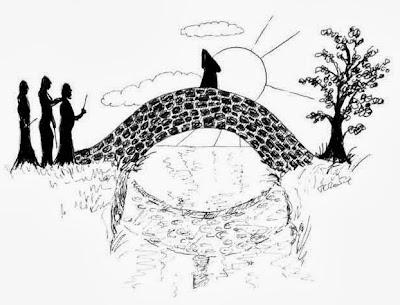 Resultado de imagen para los cuentos de beedle el bardo dibujos