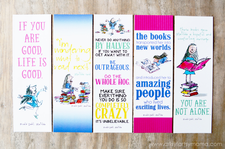 Free Printable Dr Seuss Bookmarks artsy-fartsy mama