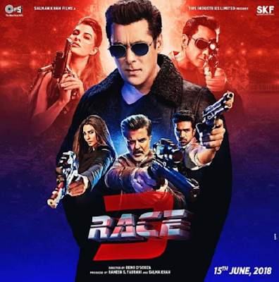Selfish Lyrics - Race 3 - Salman Khan