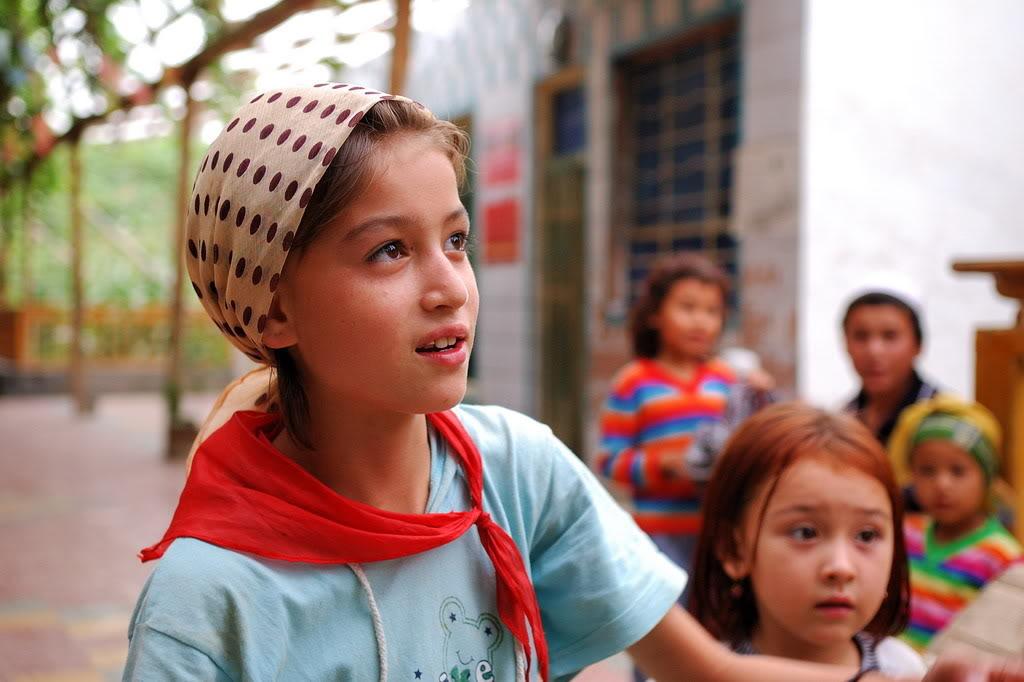veritas blond people in china part 1 uyghur