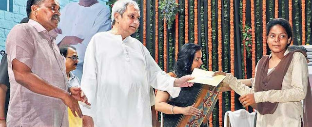 Nirman Kusuma programme launched by Odisha Chief Minister Naveen Patnaik