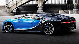 Bugatti Chiron 2016 Super Car Cabin Left Side Angles