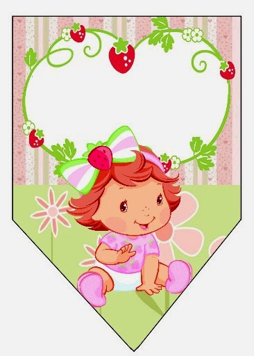 strawberry shortcake baby party free