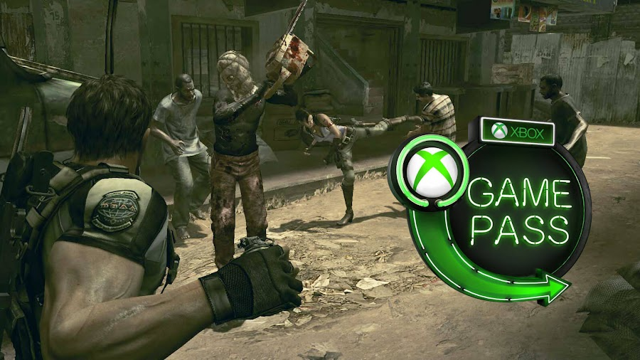 xbox game pass 2019 resident evil 5 xb1