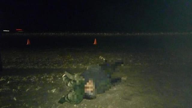 В Башкирии автоледи насмерть сбила пешехода