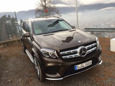 New 2016 Mercedes  GLS 400 4MATIC SUV  HD