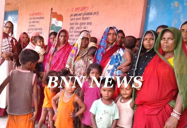 आंगनबाड़ी केंद्रो पर हुआ स्तनपान जागरुकता रैली