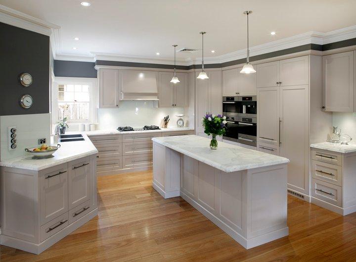 Encimeras de m rmol una opci n para la cocina cocinas for Como pulir marmol blanco