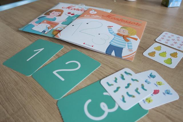 methode Montessori Lettres rugueuses Grund