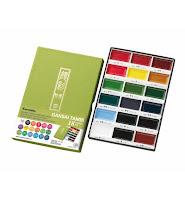 Gansai Tambi Sets 18 Colours