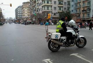 ΑΙΣΧΟΣ❗ Συνελήφθησαν Διοικητής Τροχαίας και αρχιφύλακας που έλαβαν μίζα 2.000 ευρώ για να σβήσουν μια κλήση 10.000 ευρώ❗